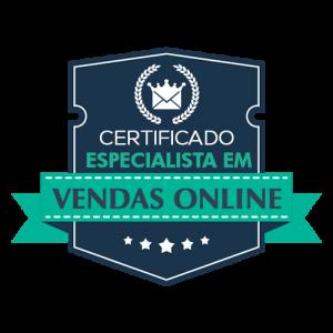 Especialista em Vendas Online